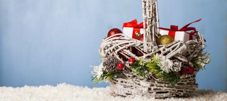 Deducción de las cestas y regalos de Navidad